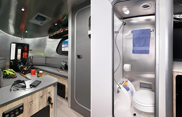 New Airstream Basecamp Trailer